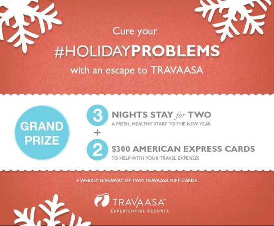 Cure #HolidayProblems With An Escape to Travaasa Austin