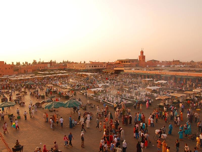 Amazigh Marruecos Agencia de Viajes