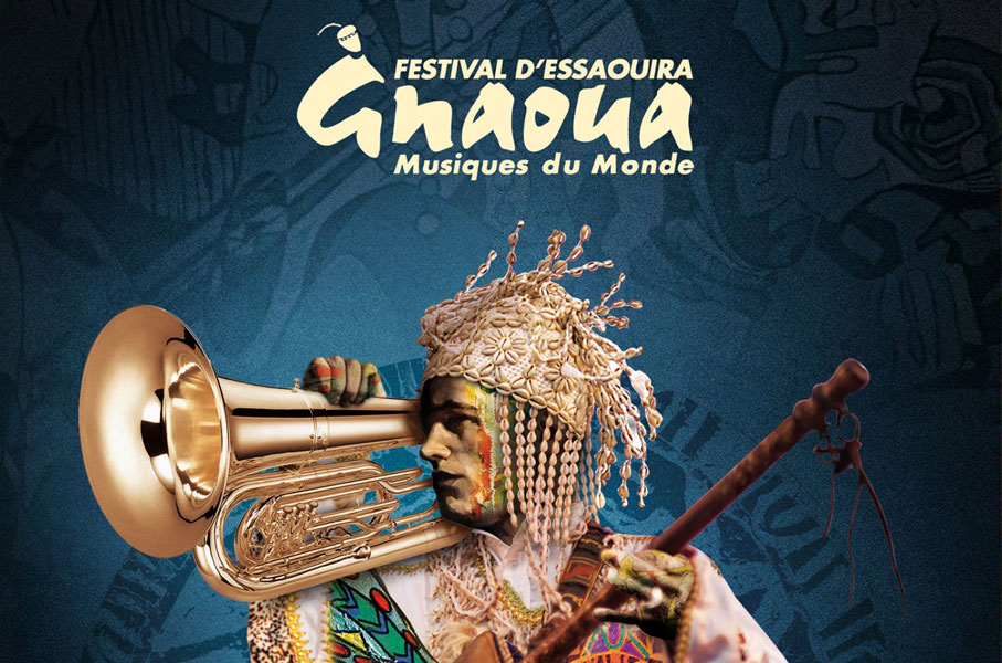 Gnaoua Festival 2015