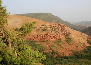 Excursión Trekking en Imlil