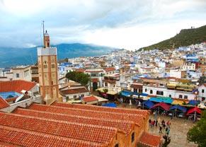 Circuito el gran norte de Marruecos
