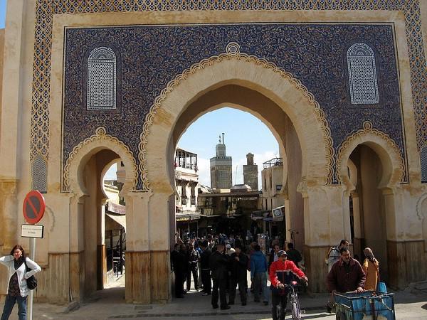 Amazigh marruecos viajes excursiones marrakech fez xaouen - Viajes puerta palma 2017 ...
