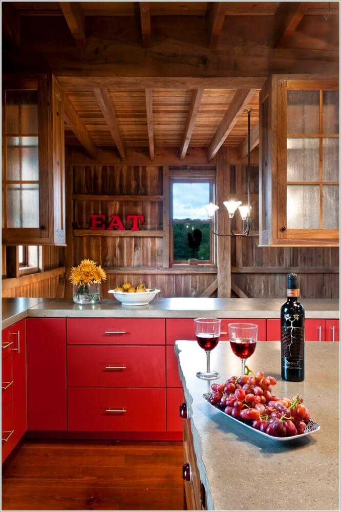 Design Your Kitchen with a Cool Color Scheme 10