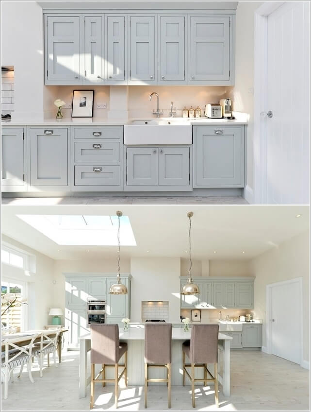 Design Your Kitchen with a Cool Color Scheme 5