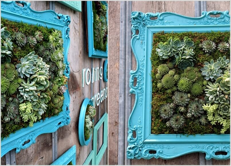 Materials to Use for a Vertical Garden 9