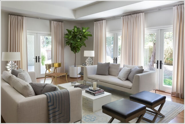 Spread Colors and Life in Your Neutral Living Room 6