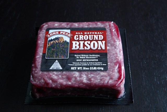 Paleo Bison and Egg Muffins