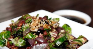 Brussels Sprouts and Sweet Cherries