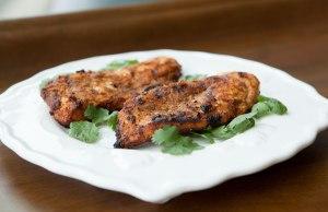 Arabian Inspired Grilled Chicken