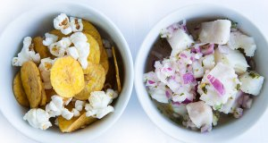 Paleo Diet Halibut Ceviche Recipe