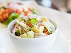 Avocado and Cucumber Salsa