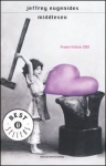 La copertina di Middlesex di Jeffrey Eugenides