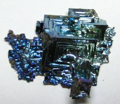 The Spiritual Muse: How to Make Bismuth Crystals at Home