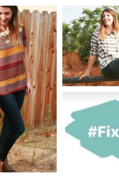 Stitch Fix September 2016 (#9) – Transition to Fall