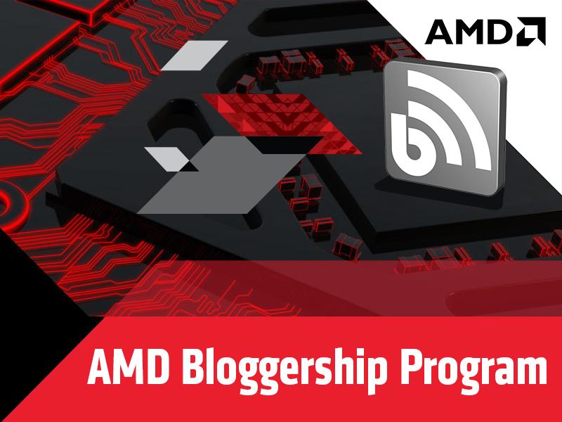 AMD-Bloggership-Program