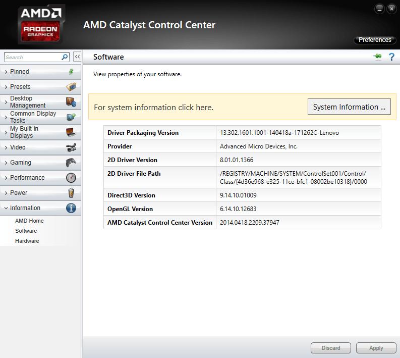 AMD E1 Series