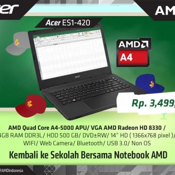Acer Aspire ES1-420