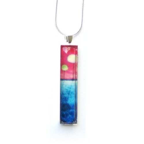 cute long pendant