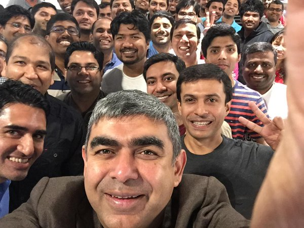 Infosys' Vishal Sikka steps downs as CEO