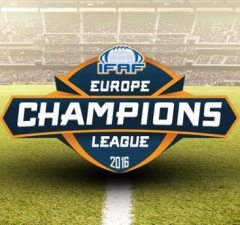 IFAF Europe - 2016 Champions League logo
