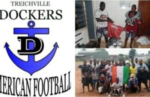 Ivory Coast - Dockers - cover