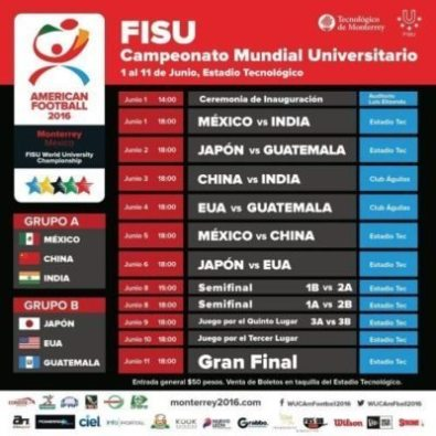 FISU - World University Games.3-2