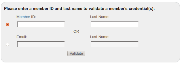 How to verify your CPC and ICD 10 credentials