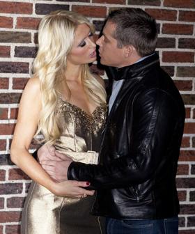 paris hilton cy waits 280336 Paris Hilton and Cy Waits Spark Engagement Rumors