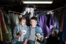"""""""Goosebumps the Musical: Phantom of the Auditorium,"""" by John Maclay, Danny Abosch, and R.L. Stine, at Oregon Children's Theatre in Portland, Ore., through Nov. 20. (Photo by Owen Carey/OCT)"""