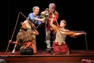 """""""The Second Shepherd's Play,"""" presented by the Folger Consort, at Folger Shakespeare Library Theatre in D.C., through Dec. 21."""