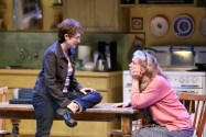 """""""The Roommate"""" by Jen Silverman, at South Coast Repertory in Costa Mesa, Calif., through Jan. 22. Pictured: Tessa Auberjonois and Linda Gehringer."""