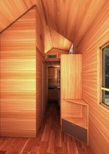 Portland interior View American Tiny House