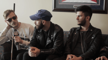 X AMBASSADORS:  Interview