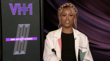 "EVE:  ON HOSTING VH1's HIP HOP HONORS AND ""WE NEED MORE FEMALE MCs IN THE BUSINESS"""