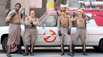 MOVIE MINUTE: 'GHOSTBUSTERS' REVIEW