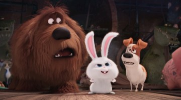 MOVIE MINUTE:  REVIEW OF 'SECRET LIFE OF PETS' AND 'MIKE AND DAVE NEED WEDDING DATES'