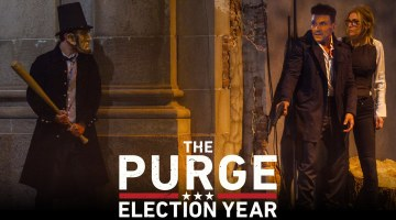 """MOVIE MINUTE:  REVIEW OF """"THE PURGE"""""""
