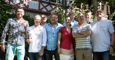 Les chefs alsaciens du monde étaient à Obernai