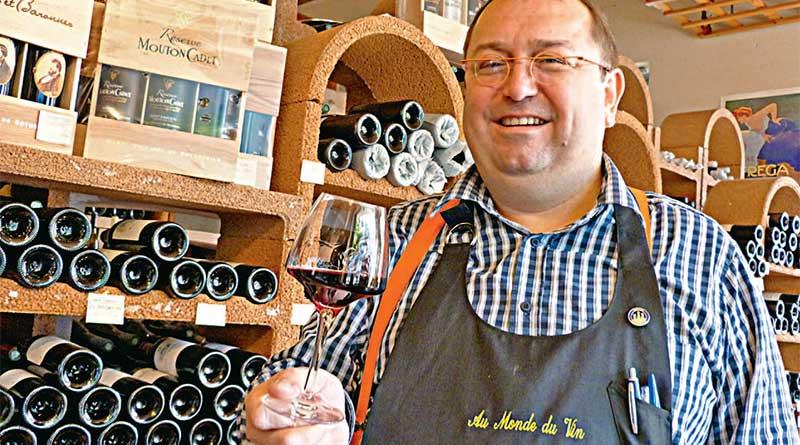 Au Monde du vin à Saint-Louis : « Une expérience formidable »