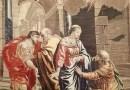 Les saints époux Elisabeth et Zacharie