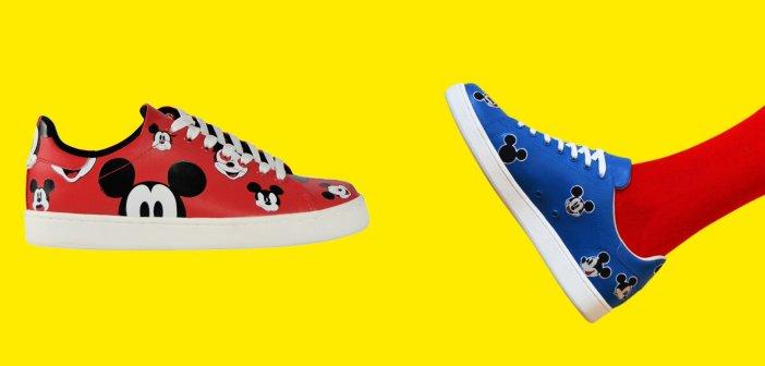 Sneaker Moa Master of Arts: la Capsule Collection Disney
