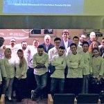 Gli studenti del corso ALMA di cucina Italiana