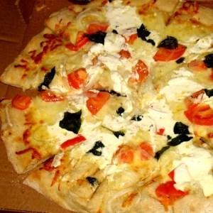 Bianco Pizza