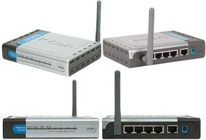 Wireless Networking Routers
