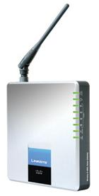LinkSys WAG200G Router