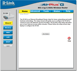 Setup D-Link Wireless Router & Secure Connection
