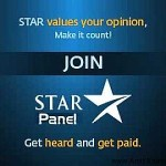 Star Panel Survey Program Benefits & Income Plan