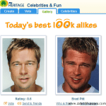 Best Celebrity Look Alike Generator