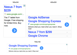 New Custom Adsense Ad Units