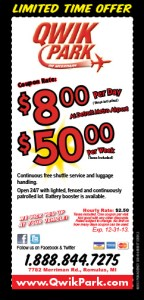qwik park coupon